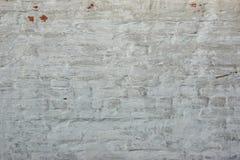 Fondo di Grey Old Rough Plastered Wall Immagine Stock