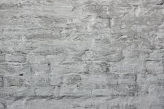 Fondo di Grey Old Rough Plastered Wall Fotografia Stock