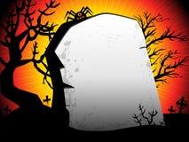 Fondo di Halloween Immagine Stock Libera da Diritti