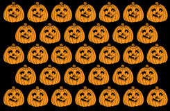 Fondo di Halloween Immagine Stock