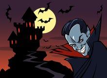 Fondo di Halloween illustrazione di stock