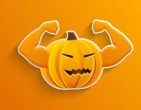 Fondo di Halloween di concetto di vettore. Eps10 illustrazione di stock