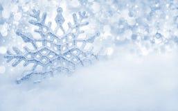 Fondo di inverno Fotografia Stock
