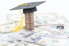 Fondo di istruzione Immagine Stock