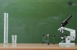 Fondo di istruzione Di nuovo al concetto del banco Immagine Stock Libera da Diritti