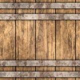 Fondo di legno illustrazione di stock