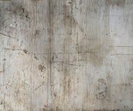 Fondo di legno afflitto annata Fotografie Stock