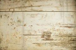 Fondo di legno antico vuoto Fotografia Stock