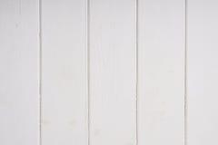 Fondo di legno bianco dell'incorniciatura della parete immagini stock