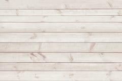 Fondo di legno bianco di alta risoluzione Fotografia Stock