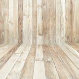Fondo di legno bianco di alta risoluzione di struttura Immagine Stock