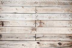 Fondo di legno bianco di alta risoluzione di struttura Immagini Stock
