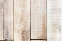 Fondo di legno bianco di alta risoluzione di struttura Immagini Stock Libere da Diritti