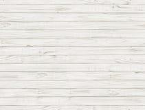 Fondo di legno bianco di struttura fotografia stock
