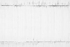 Fondo di legno bianco di struttura del bordo con l'alta immagine chiave Immagini Stock Libere da Diritti