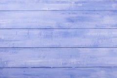 Fondo di legno blu con l'alta risoluzione Spazio della copia di vista superiore Fotografia Stock