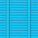 Fondo di legno blu dipinto Illustrazione di vettore immagine stock libera da diritti
