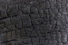 Fondo di legno bruciante Fotografia Stock Libera da Diritti