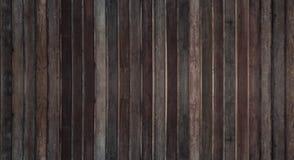 Fondo di legno con i modelli naturali, vecchia parete di legno di struttura del modello fotografia stock libera da diritti