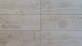 Fondo di legno d'annata Immagini Stock