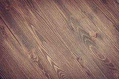 Fondo di legno d'annata diagonale naturale Immagini Stock Libere da Diritti