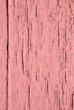 Fondo di legno d'annata e struttura con la pittura della sbucciatura immagine stock