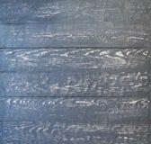 Fondo di legno decorativo con le plance orizzontali Immagini Stock