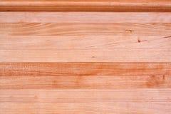 Fondo di legno del bordo Immagini Stock Libere da Diritti