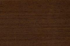Fondo di legno del cioccolato di Wenge Immagini Stock Libere da Diritti