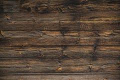 Fondo di legno del grano della plancia di struttura Fotografie Stock