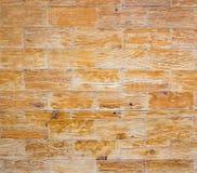 Fondo di legno del pannello Fotografia Stock