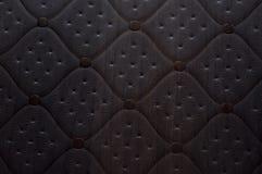 Fondo di legno del panno del sofà di struttura fotografie stock