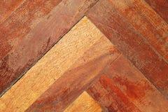 Fondo di legno del parquet Fotografie Stock