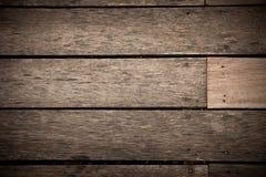 fondo di legno del pavimento Fotografie Stock Libere da Diritti