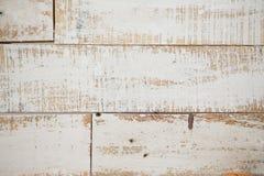 Fondo di legno del tavolato Immagini Stock Libere da Diritti
