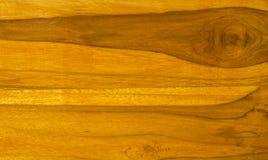 Fondo di legno del tek Fotografia Stock Libera da Diritti