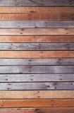 Fondo di legno della parete Immagine Stock