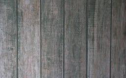 Fondo di legno della parete del pannello Immagini Stock