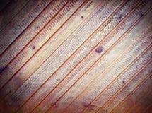 Fondo di legno della parete di lerciume Fotografia Stock