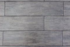 Fondo di legno della pavimentazione in piastrelle Fotografie Stock