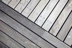 Fondo di legno della plancia Immagini Stock Libere da Diritti