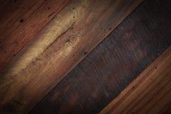 Fondo di legno della plancia del granaio Immagine Stock
