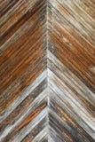 Fondo di legno della porta Immagini Stock