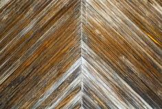 Fondo di legno della porta Fotografia Stock Libera da Diritti