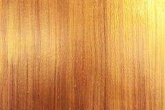 Fondo di legno di alta risoluzione di struttura del bown e dell'oro Fotografie Stock