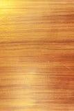 Fondo di legno di alta risoluzione di struttura del bown e dell'oro Fotografia Stock