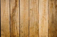 Fondo di legno di Brown Fotografie Stock