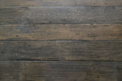 Fondo di legno di Brown: Vecchio stile della casa tailandese Fotografia Stock