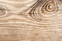 Fondo di legno di emergenza Fotografie Stock