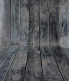 Fondo di legno di prospettiva di struttura fotografia stock